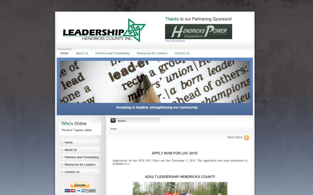 leadershiphendricks