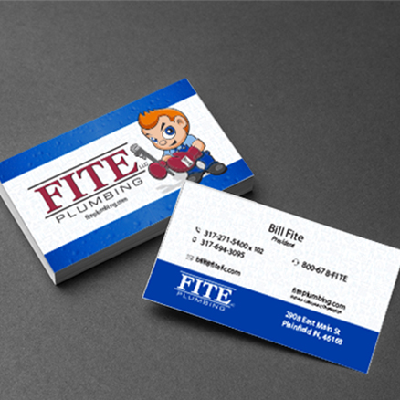 Fite Business Cards
