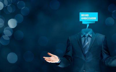 A Brand Ambassador is Your Super Power